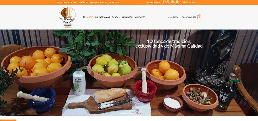 Tienda Online Alfareria